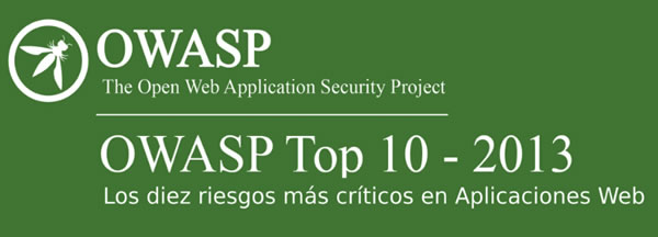 Introducción en video del TOP 10 de OWASP 2013