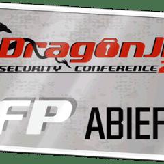 Abierto el CFP del DragonJAR Security Conference 2016