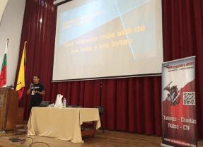 Análisis Forense Digi/Mental – Efrén Sánchez – DragonJAR Security Conference