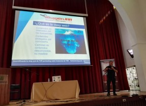 Desmitificando la deep web de TOR pentesting sobre instancias de TOR – Daniel Echeverry – DragonJAR Security Conference