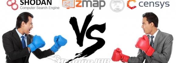 Shodan vs Scans.io vs Censys.io vs ZMap vs Mr Looquer