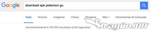 Google PokemonGO