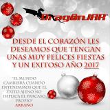 Felices Fiestas y un Exitoso 2017