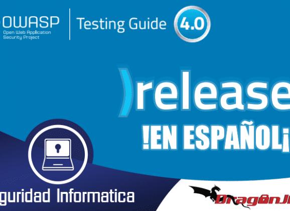 OWASP Testing Guide 4.0 en Español