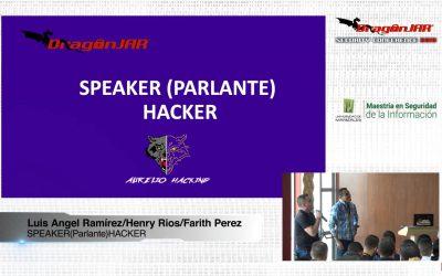 El parlante Hacker