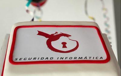19 años apoyando la seguridad informática en Español